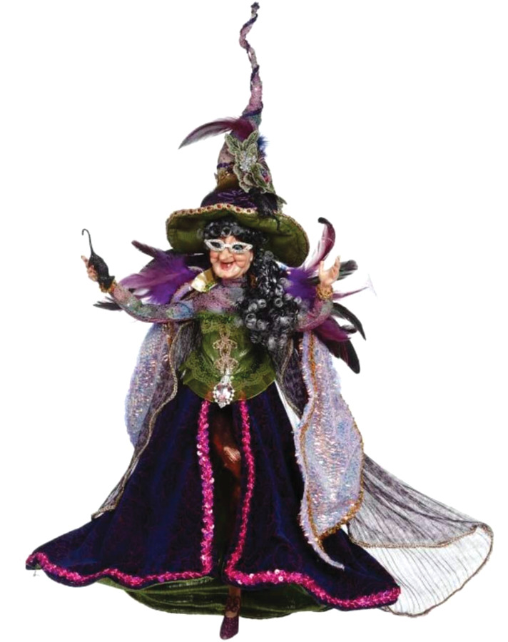 Mark Roberts Life of Luxury Witch 56cm