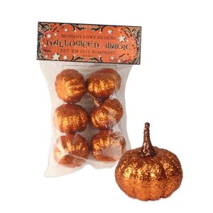 Bethany Lowe Set 'Em Out Pumpkins - Set of 6