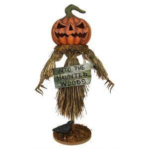 Bethany Lowe Halloween Scarecrow - 83cm