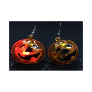 Light Up Halloween Earrings