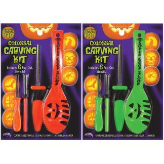 Colossal Carving Kit - 10 Pieces