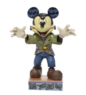 Jim Shore Halloween Mickey 13.5cm