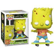 Simpsons Bart Zombie Pop!
