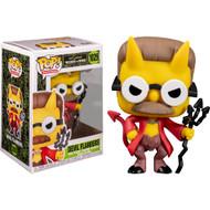 Simpsons Flanders Devil Pop