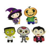 Cute Halloween Hanging Decoration (Pack of 5)