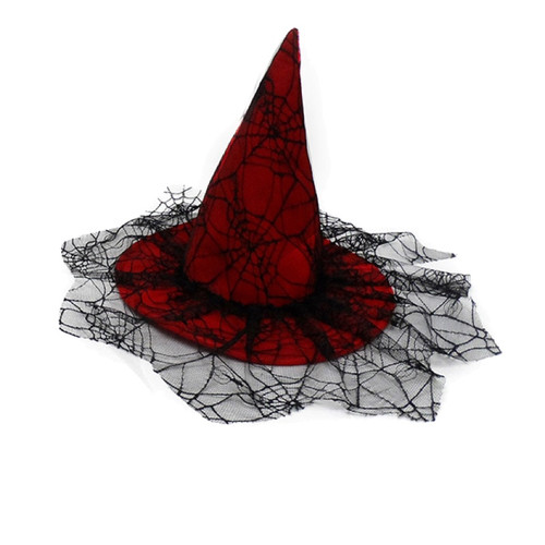 d7cac34d8 Childrens Spider Web Witches Hat