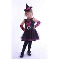 Little Girls Witch Costume