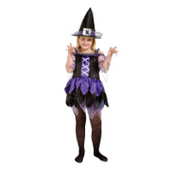 Girls Witch Costume