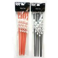 Halloween Straws