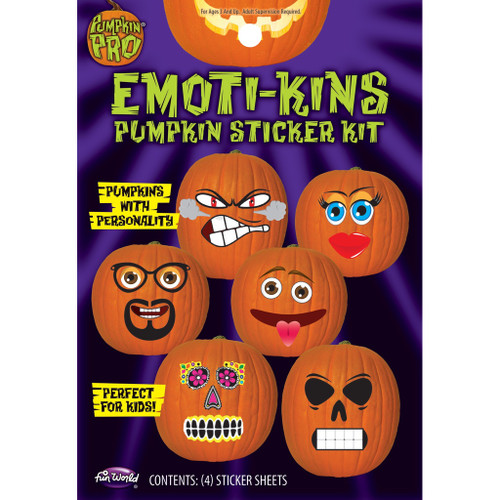 Pumpkin Emotikins