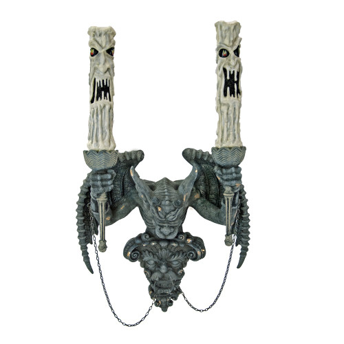 Halloween Wall Candelabra Sconce