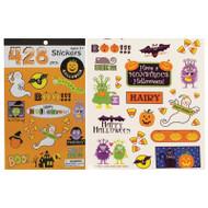 Cute Halloween Stickers - 480pack