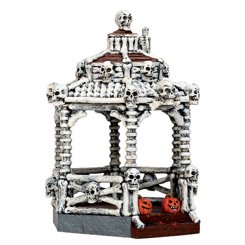 Lemax New Skeleton Gazebo