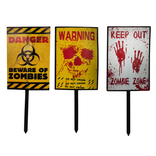 Zombie Warning Stakes