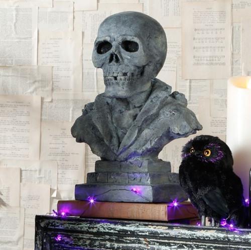 Skeleton Bust