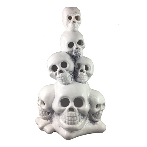 Colour Changing Light-Up Skull Stack