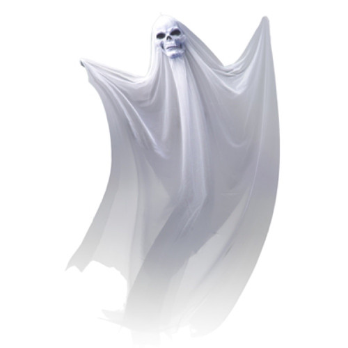 Hanging White Ghost