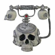 Katherines Skull Telephone - 24cm