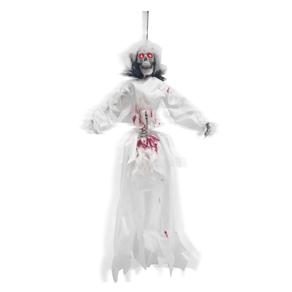 Halloween Bride.Animated Halloween Bride Or Groom Skeleton