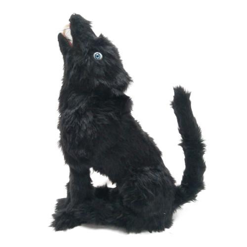 Halloween Black Wolf