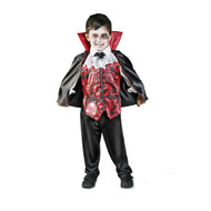 Boys Vampire Halloween Costume