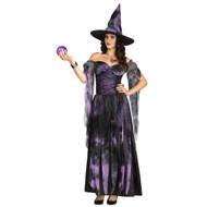 Ladies Deluxe Witches Halloween Costume
