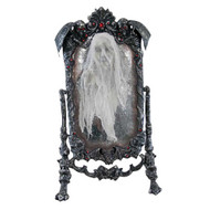 Katherines Dead and Breakfast Spooky Mirror