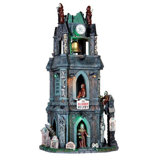 Lemax The Bloody Belfry