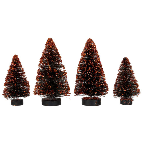 Bethany Lowe Mini Halloween Trees
