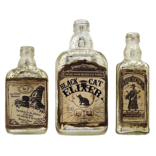 Bethany Lowe Apothecary Bottle