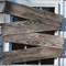 Haunted Weathered Window Boards