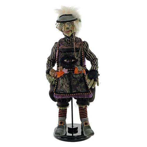 Katherine's Halloween Shop Keeper
