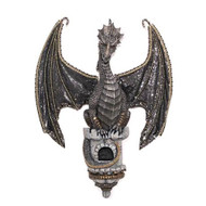 Dragon Wall Lantern Holder by Katherines Collection