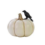 Bone Pumpkin Bird   SOLD OUT