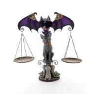 Katherine's Purple Bat and Cat Scales