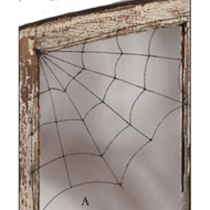 Bethany Lowe Wire Spider Web