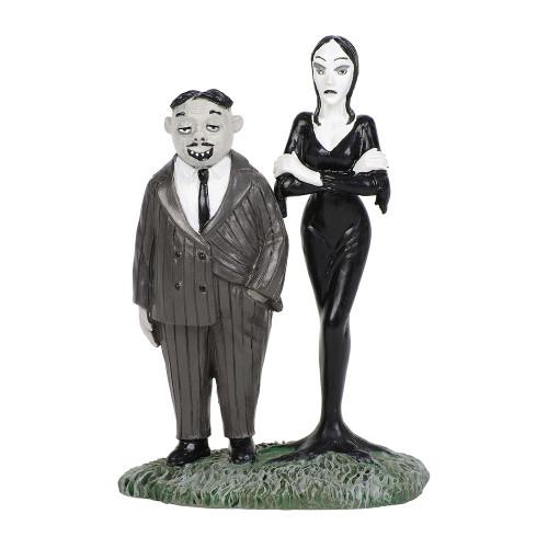 Addams Family Gomez & Morticia