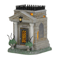 Addams Family Crypt