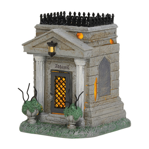 Addams Family Crypt