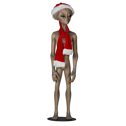 Roswell Grey Alien