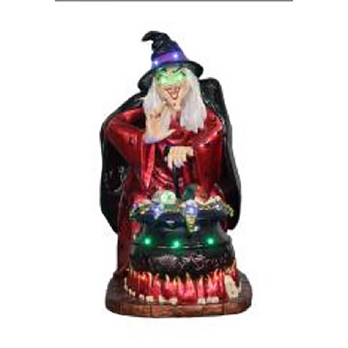 Motion Activated Witch Led
