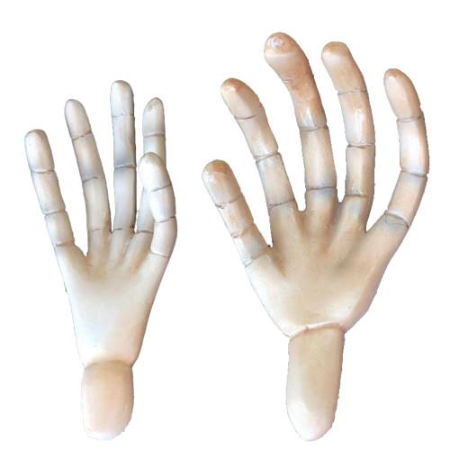 Skeleton Husband Hands