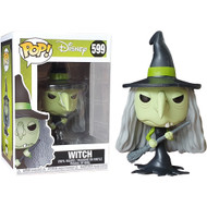 Nightmare Before Christmas Witch Pop