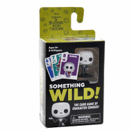 Nightmare Before Christmas - Something Wild Card Game