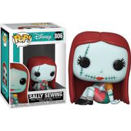 Nightmare Before Christmas Sally Sewing Pop!