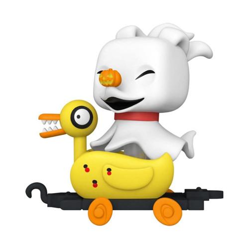 Nightmare Before Christmas Zero In Duck Cart Pop!
