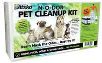 N-O-Dor Pet Clean-Up Kit