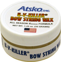 U-V-Block Bowstring Wax - 1.25 oz.