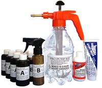 N-O-DOR Oxidizer - Pro Pump Kit