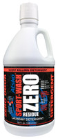 ZERO Sport-Wash Laundry Detergent - 2 Quart (64 Wash Loads)